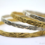 Miriam Hanid Snowflake Bangle