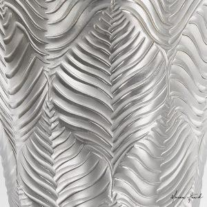 Miriam Hanid Birch Leaf Beaker detail