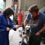 Miriam_Hanid_Sana_Blacksmithing